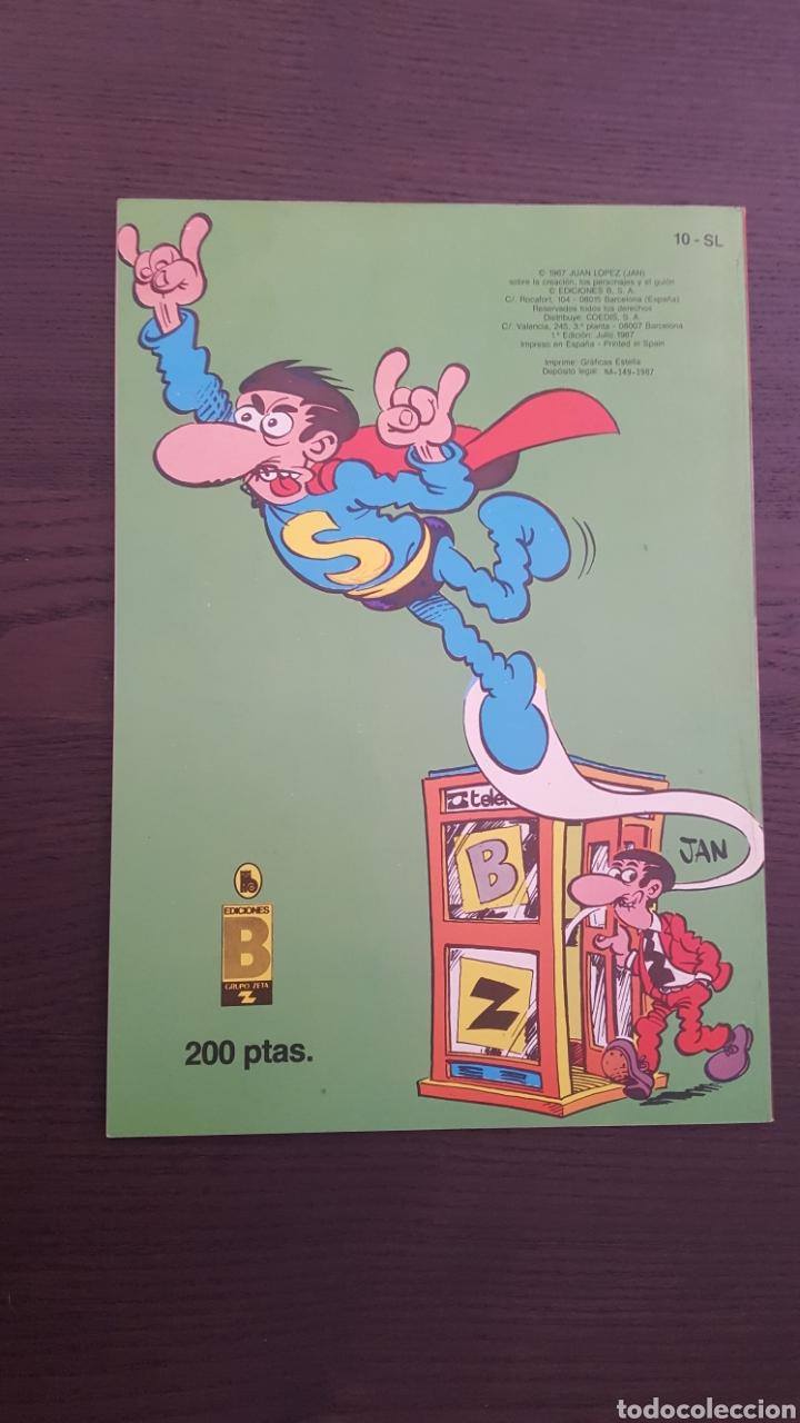 Cómics: Lote SuperLopez (Super Lopez) 1 al 19 - Bruguera y Ediciones B - La mayoria 1ª edicion - Col. Ole - Foto 24 - 213540887