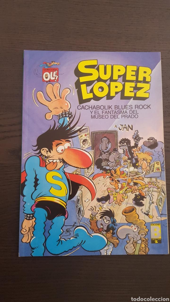 Cómics: Lote SuperLopez (Super Lopez) 1 al 19 - Bruguera y Ediciones B - La mayoria 1ª edicion - Col. Ole - Foto 25 - 213540887