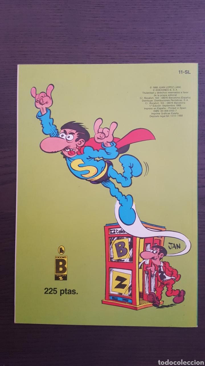 Cómics: Lote SuperLopez (Super Lopez) 1 al 19 - Bruguera y Ediciones B - La mayoria 1ª edicion - Col. Ole - Foto 26 - 213540887