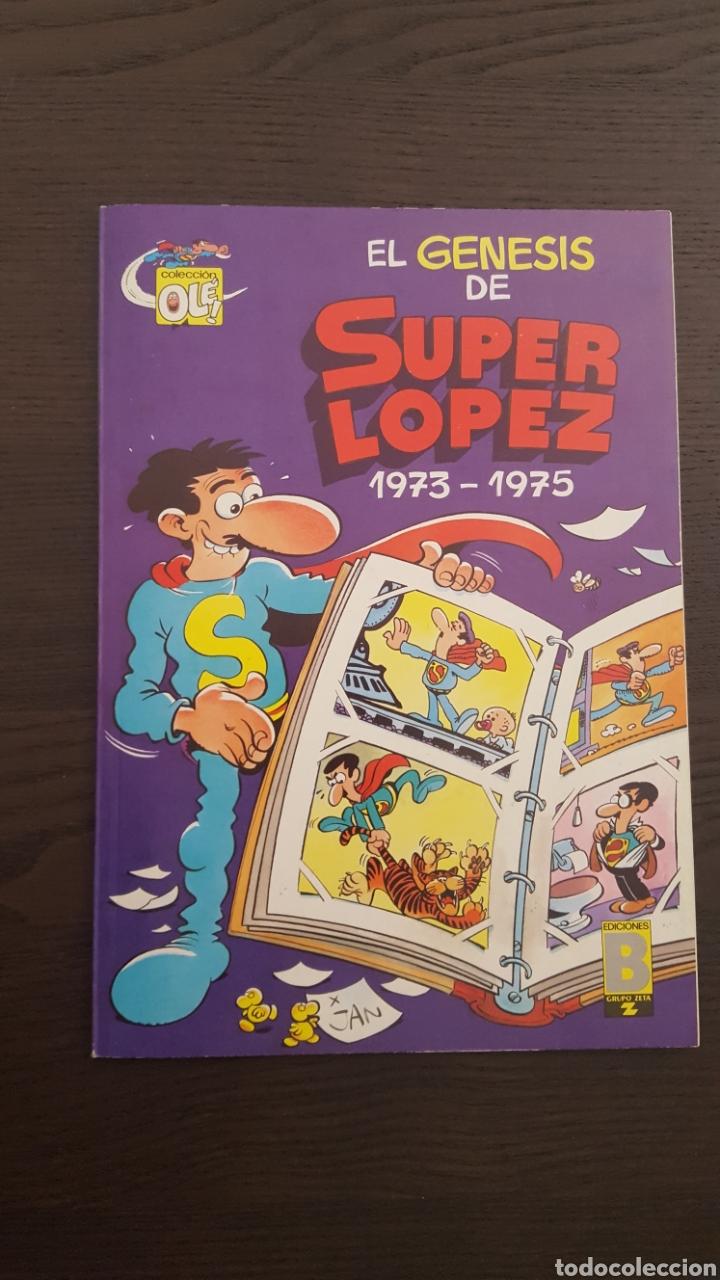 Cómics: Lote SuperLopez (Super Lopez) 1 al 19 - Bruguera y Ediciones B - La mayoria 1ª edicion - Col. Ole - Foto 29 - 213540887