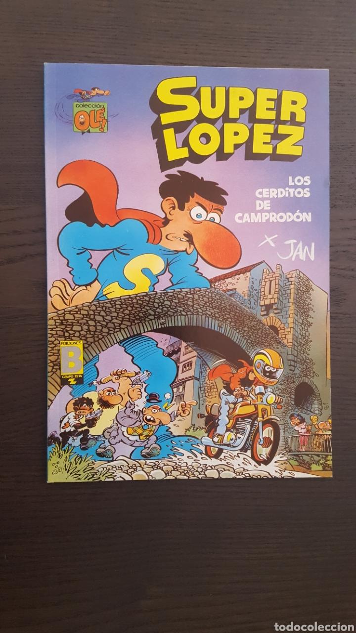Cómics: Lote SuperLopez (Super Lopez) 1 al 19 - Bruguera y Ediciones B - La mayoria 1ª edicion - Col. Ole - Foto 35 - 213540887