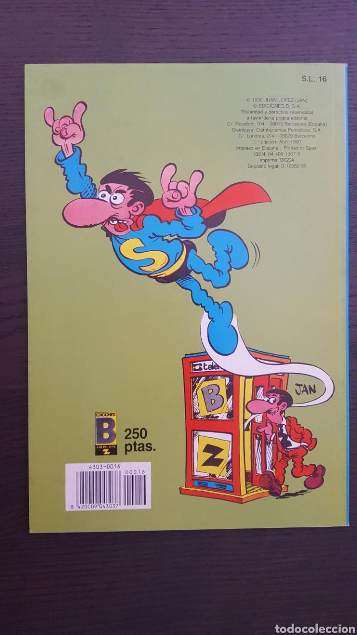Cómics: Lote SuperLopez (Super Lopez) 1 al 19 - Bruguera y Ediciones B - La mayoria 1ª edicion - Col. Ole - Foto 36 - 213540887