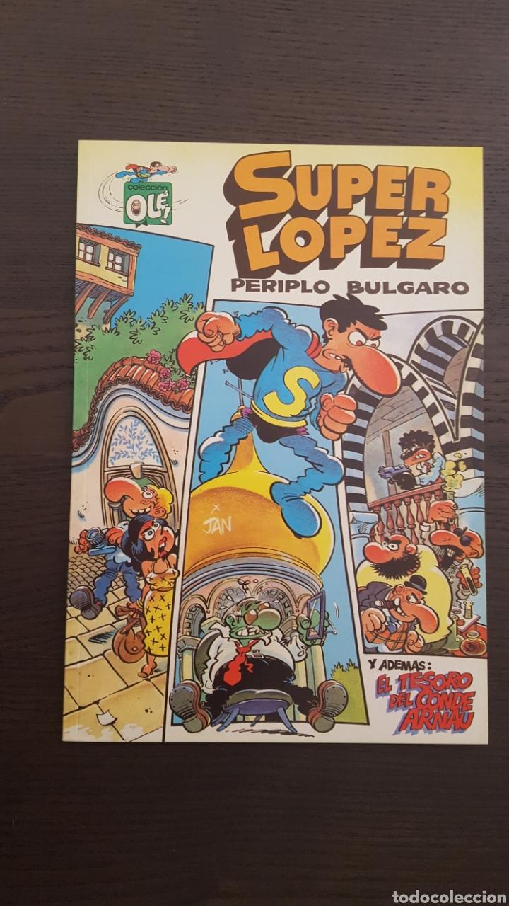 Cómics: Lote SuperLopez (Super Lopez) 1 al 19 - Bruguera y Ediciones B - La mayoria 1ª edicion - Col. Ole - Foto 37 - 213540887