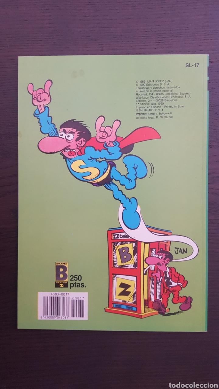 Cómics: Lote SuperLopez (Super Lopez) 1 al 19 - Bruguera y Ediciones B - La mayoria 1ª edicion - Col. Ole - Foto 38 - 213540887