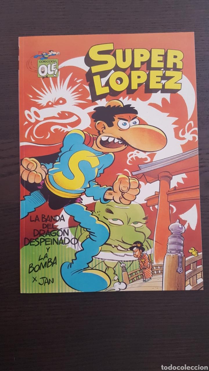 Cómics: Lote SuperLopez (Super Lopez) 1 al 19 - Bruguera y Ediciones B - La mayoria 1ª edicion - Col. Ole - Foto 39 - 213540887