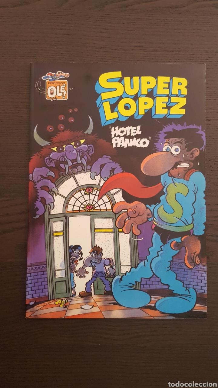 Cómics: Lote SuperLopez (Super Lopez) 1 al 19 - Bruguera y Ediciones B - La mayoria 1ª edicion - Col. Ole - Foto 41 - 213540887