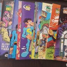 Cómics: LOTE SUPERLOPEZ (SUPER LOPEZ) 1 AL 19 - BRUGUERA Y EDICIONES B - LA MAYORIA 1ª EDICION - COL. OLE. Lote 213540887