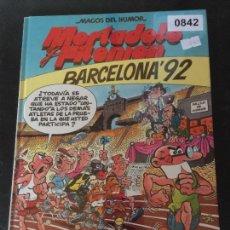Cómics: EDICIONES B MAGOS DEL HUMOR NUMERO 41 BUEN ESTADO. Lote 213600237