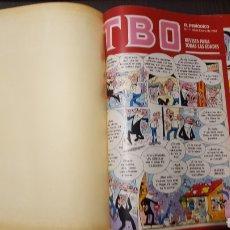 Cómics: COMIC T.B.O. TBO - EL PERIODICO - TOMO ENCUADERNADO CON TODOS LOS SUPLEMENTOS 110 NUM.. Lote 213658300