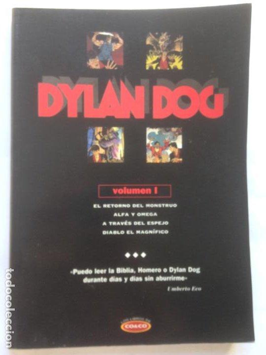 DYLAN DOG - VOLUMEN 1 - CO&CO - EDICIONES B (Tebeos y Comics - Ediciones B - Otros)