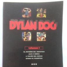 Cómics: DYLAN DOG - VOLUMEN 1 - CO&CO - EDICIONES B. Lote 213697908