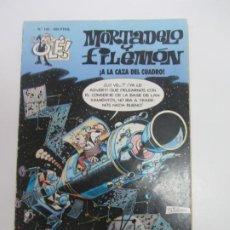 Comics: OLE MORTADELO Y FILEMON Nº 105 - A LA CAZA DEL CUADRO - EDICIONES B E8. Lote 214233586