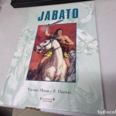 Cómics: EL JABATO TOMO 1 (EDICIONES B,2008) - TERCERA EDICION - TAPA DURA - VICTOR MORA. Lote 214292708