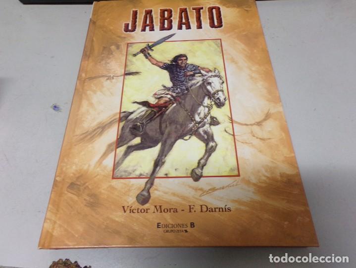 EL JABATO TOMO 6 (EDICIONES B,2008) - TERCERA EDICION - TAPA DURA - VICTOR MORA (Tebeos y Comics - Ediciones B - Clásicos Españoles)