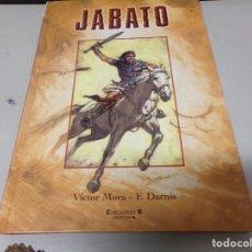 Cómics: EL JABATO TOMO 6 (EDICIONES B,2008) - TERCERA EDICION - TAPA DURA - VICTOR MORA. Lote 214293108