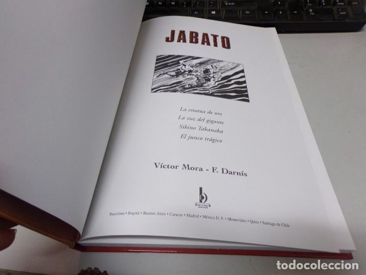 Cómics: EL JABATO TOMO 6 (Ediciones B,2008) - TERCERA EDICION - TAPA DURA - VICTOR MORA - Foto 2 - 214293108