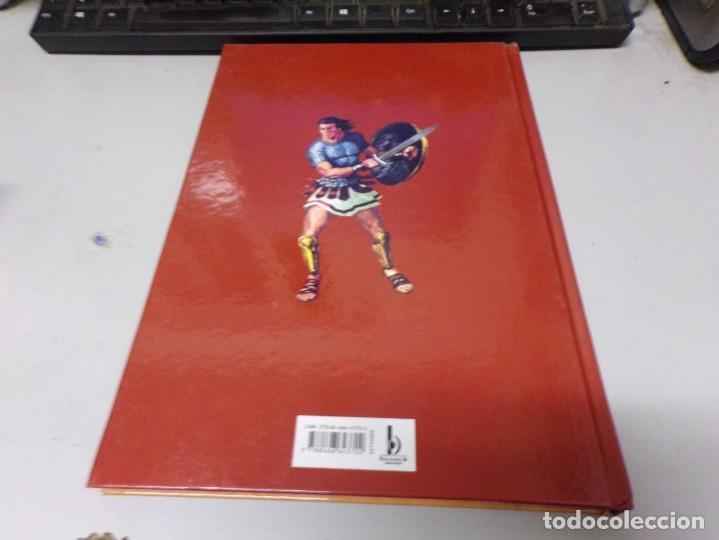 Cómics: EL JABATO TOMO 6 (Ediciones B,2008) - TERCERA EDICION - TAPA DURA - VICTOR MORA - Foto 3 - 214293108