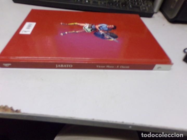 Cómics: EL JABATO TOMO 6 (Ediciones B,2008) - TERCERA EDICION - TAPA DURA - VICTOR MORA - Foto 4 - 214293108