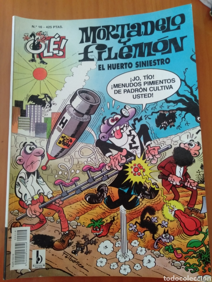 Cómics: Comic Mortadelo y Filemón - Foto 1 - 214482460