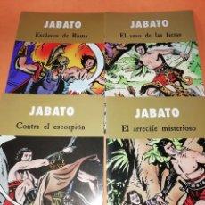 Cómics: JABATO. EDICIONES B 2003. 4 NUMEROS. Lote 214645956