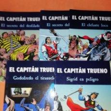 Cómics: EL CAPITAN TRUENO. EDICIONES B 2003. 5 NUMEROS. Lote 214649782