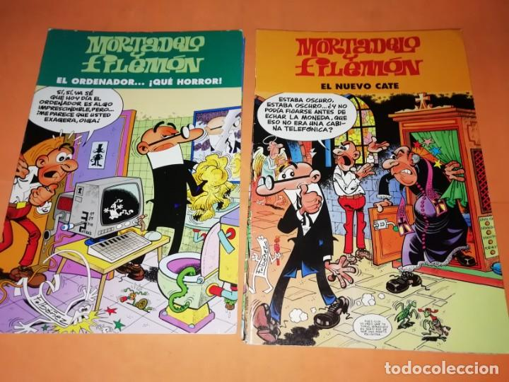 Cómics: MORTADELO Y FILEMON. EDICIONES B 2003. 9 NUMEROS - Foto 4 - 214655285