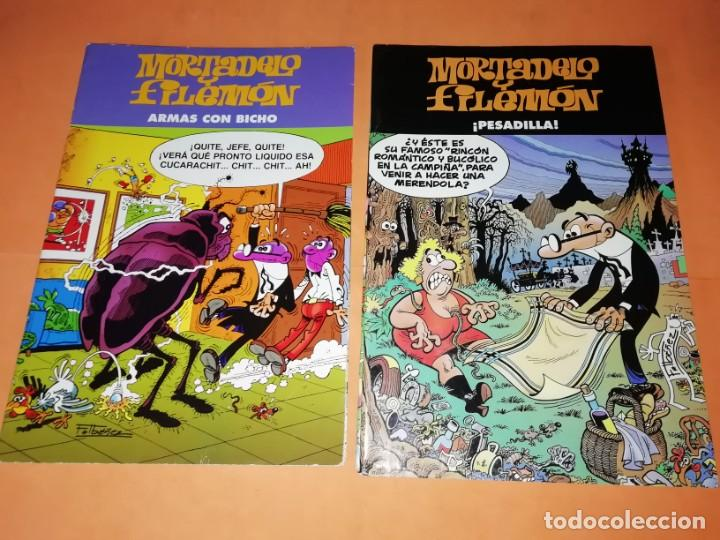 Cómics: MORTADELO Y FILEMON. EDICIONES B 2003. 9 NUMEROS - Foto 6 - 214655285