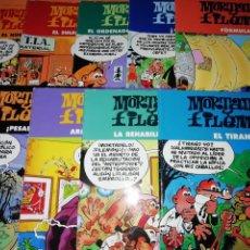 Cómics: MORTADELO Y FILEMON. EDICIONES B 2003. 9 NUMEROS. Lote 214655285