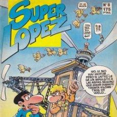 Cómics: SUPER LOPEZ Nº 8 - EDICIONES B. Lote 214717327