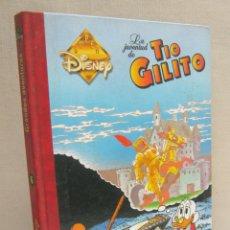 Cómics: SUPERDISNEY LA JUVENTUD DE TIO GILITO SUPER DISNEY Nº 6 DON ROSA. Lote 215039788