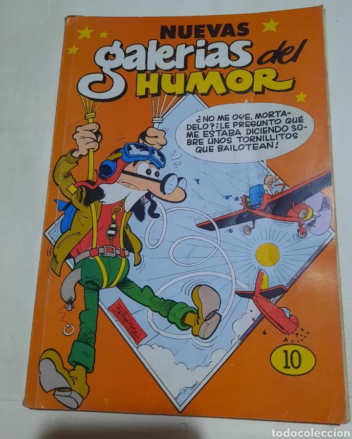 GALERÍAS DEL HUMOR. NUMERO 10 (Tebeos y Comics - Ediciones B - Clásicos Españoles)