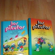 Cómics: TOMOS PITUFOS. Lote 215066872
