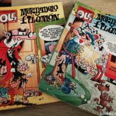 Comics: LOTE DE 9 TBOS DE MORTADELO Y FILEMON. Lote 215206893