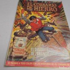 Cómics: EL CORSARIO DE HIERRO EDICIÓN HISTORICA Nº 32. Lote 215232392