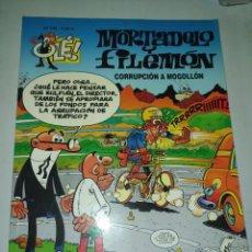 Cómics: MORTADELA Y FILEMÓN.CORRUPCION A MOGOLLON .OLE 125. 4 €.. Lote 215284208