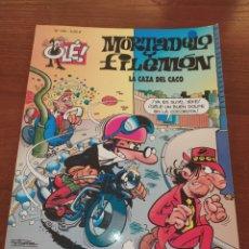 Cómics: MORTADELO Y FILEMÓN. OLE. LA CAZA DEL CACO. .N 103 4 €. Lote 215468557