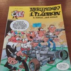 Cómics: MORTADELO Y FILEMÓN. OLE. EL DOPAJE QUE POTAJE. .N 177. 4 €. Lote 215468856