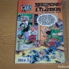 Fumetti: OLE MORTADELO Y FILEMON 145 EL OSCAR DEL MORO. Lote 215482572
