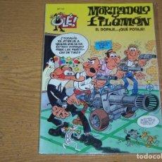 Comics: OLE MORTADELO Y FILEMON 177 EL DOPAJE QUE POTAJE. Lote 215483076