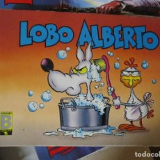 Cómics: LOBO ALBERTO Nº 3 EDICIONES B LUPO ALBERTO. Lote 215513635