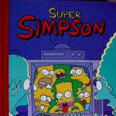 Cómics: SUPER SIMPSON - TOMO Nº 3. Lote 215547808