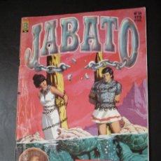Cómics: JABATO Nº 34 - EL ELEFANTE FANTASMA - EDICIÓN HISTÓRICA 1988- EDICIONES B.. Lote 215608218