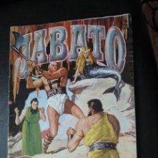 Cómics: JABATO Nº 36 - EL CANTO DE LA SIRENA - EDICIÓN HISTÓRICA 1988- EDICIONES B.. Lote 215608795