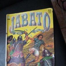 Cómics: JABATO Nº 64 - EN LA BOCA DEL LOBO - EDICIÓN HISTÓRICA 1988- EDICIONES B.. Lote 215609441