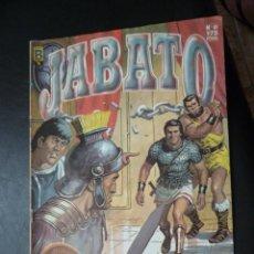 Cómics: JABATO Nº 61 - ENCUENTROS EMOCIONANTES - EDICIÓN HISTÓRICA 1988- EDICIONES B.. Lote 215617672