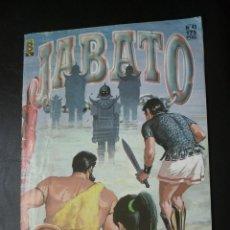"""Cómics: JABATO Nº 43 - LOS FANTASMAS DE """" WONG-WAH """" - EDICIÓN HISTÓRICA 1988- EDICIONES B.. Lote 215618630"""