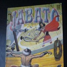 Cómics: JABATO Nº 60 - EL BALLET DE LOS DELFINES - EDICIÓN HISTÓRICA 1988- EDICIONES B.. Lote 215618996