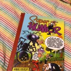 Cómics: SUPER HUMOR MORTADELO 4 FRANCISCO IBAÑEZ EDICIONES B. Lote 215737780