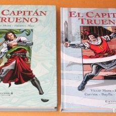 Cómics: EL CAPITÁN TRUENO (2001), ED B., CARTONÉ - TOMO 2 - MUY BUEN ESTADO. --- VER ANUNCIO ---. Lote 216442900