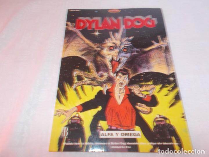 DYLAN DOG Nº 2 ALFA Y OMEGA (Tebeos y Comics - Ediciones B - Otros)
